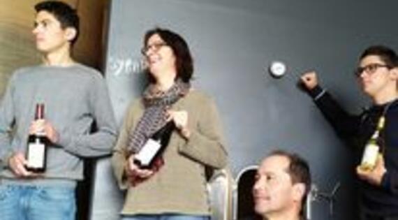 les apéritifs vignerons de la famille Alain Dumarcher