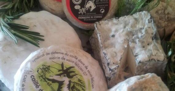 fromages la chevre blanche