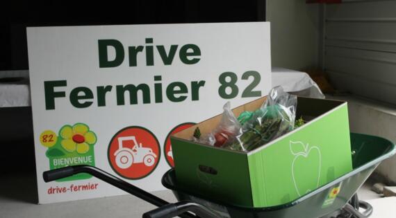 Drive fermier Tarn et Garonne